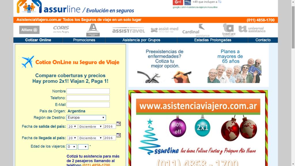 HACÉ CLIC Y COTIZA TU ASISTENCIA DE VIAJE